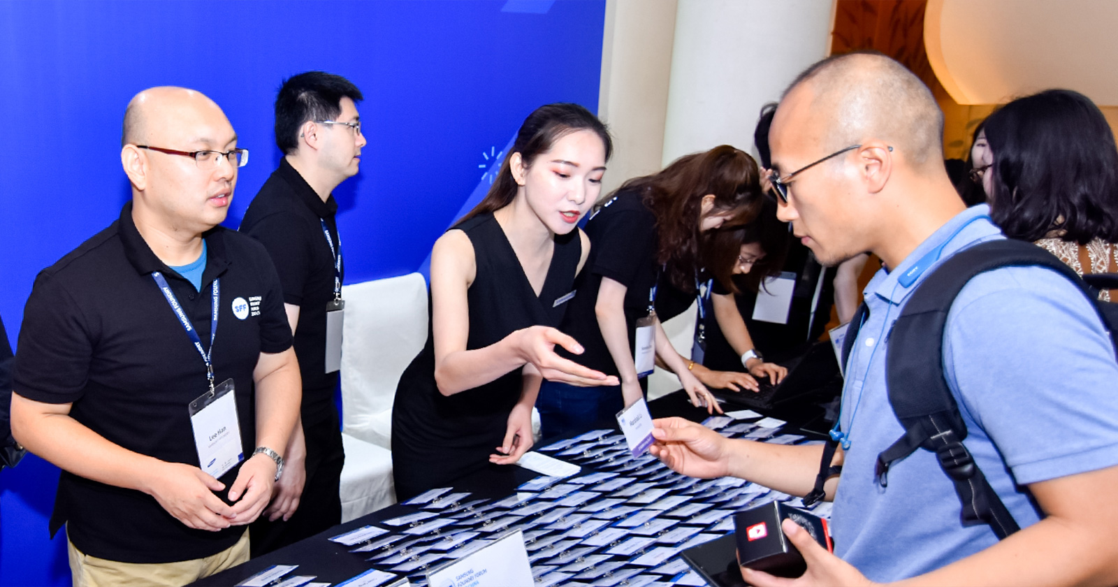 2018 Samsung Foundry Forum China – Eidetic Marketing